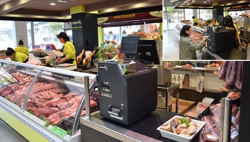 Comprar cajas Registradoras en Vigo para restaurantes
