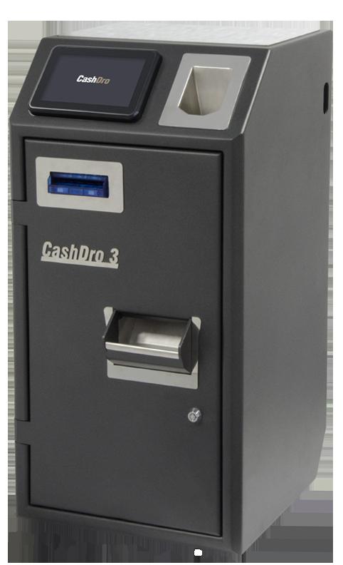 Cash Dro 3 Vicon Sistemas