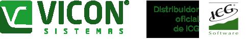 Vicon Sistemas – Distribuidores oficiales ICG en Galicia Logo