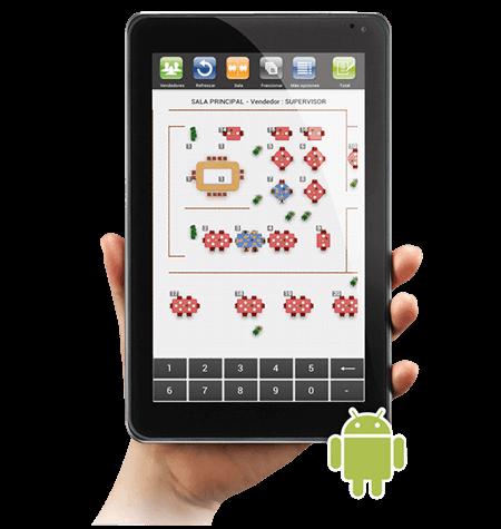 Telecomanda Android Hosteleria Vicon Sistemas