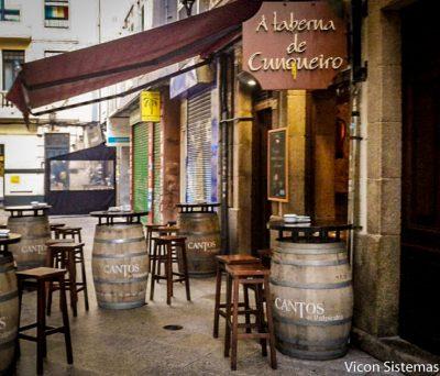 Precio de cajas registradoras táctiles en Coruña