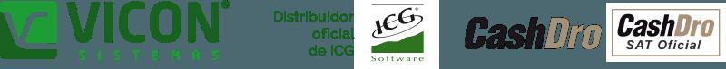 Vicon Sistemas – Distribuidores oficiales ICG Galicia Logo