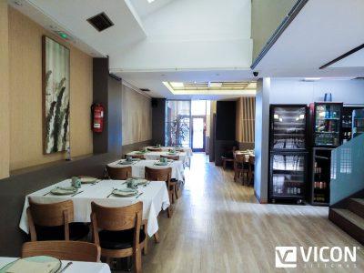 restaurante simbo coruña