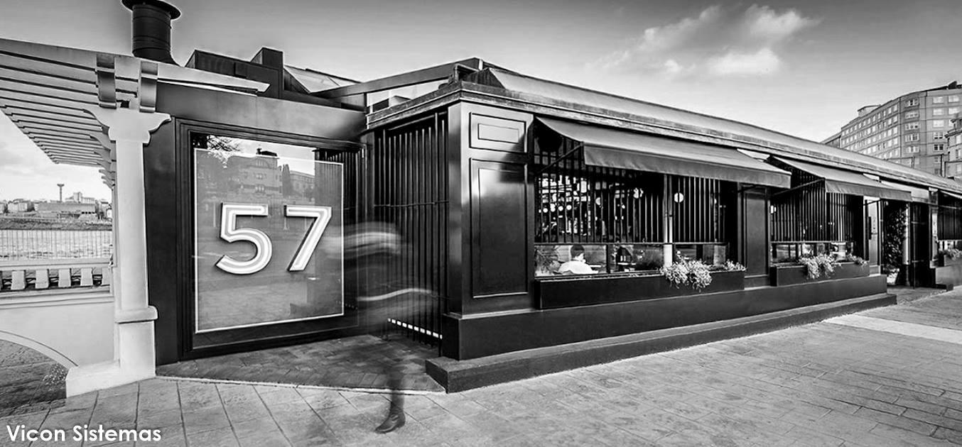 restaurante 57 coruña